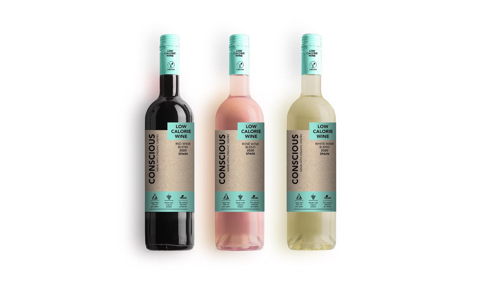 Conscious, Low Calorie Wine: caso de éxito
