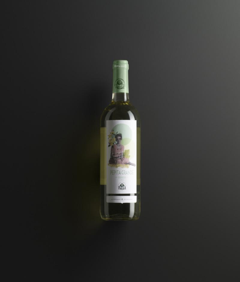 Pepita Grande, verdejo D.O Rueda